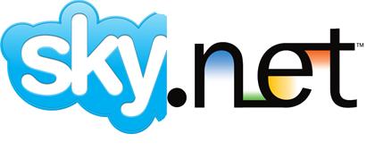 Sky.net.  Public domain on imgur.