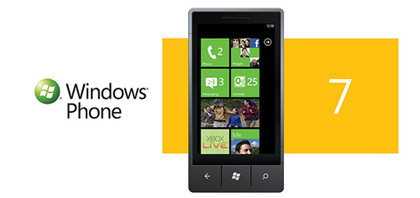 Windows Phone 7. Copyright © Microsoft Sweden. Used under Creative Commons License.