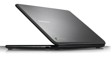 Samsung Chromebook. Copyright © Samsung.