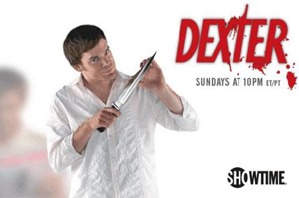 Michael C. Hall from Dexter. Copyright © Showtime Networks Inc.