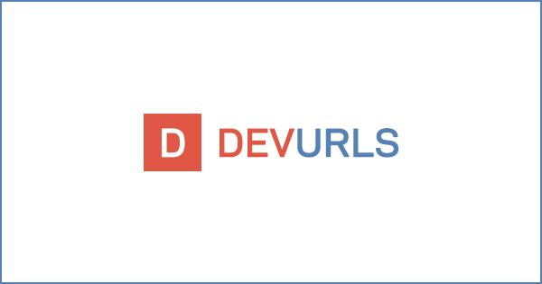 DevURLs – Programming news aggregator
